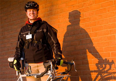 Cyclist brings passion, knowledge to Frederick riders