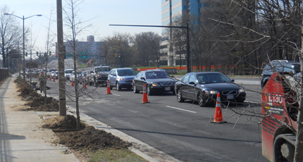 HOV ramp opens to bring congestion relief to I-395
