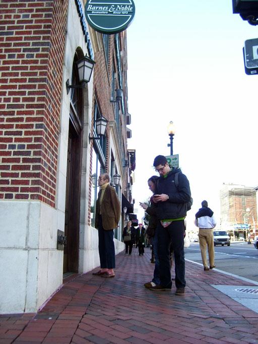 Georgetown Barnes & Noble quietly shuts its doors