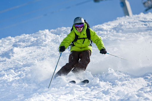 Baby boomers make a comeback on the ski slopes