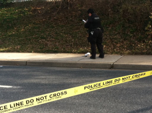 Pedestrian couple in their 70s struck by car on Sunday