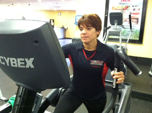 Advice for new gym-goers: Stick with it at least 21 days