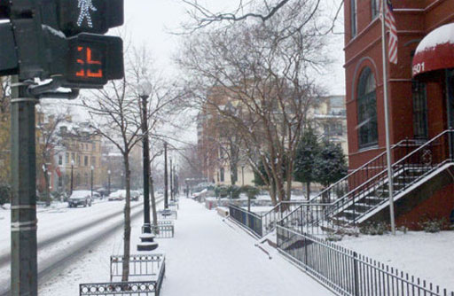 Snow fines could increase in parts of the region