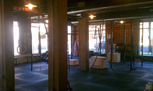 New gym offers an intense way to get fit in the new year