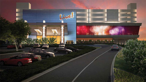 New Md. casino opens employment center Monday