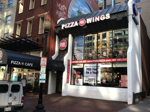 New player enters D.C. pizza scene