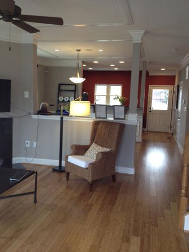 Energy-saving homes debut in Frederick