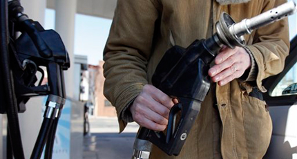 Gas thieves target stations, individual vehicles