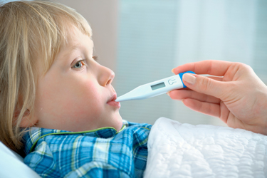 Is your child sick enough to stay home from school?