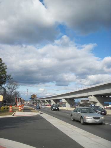 Dulles Rail project may be in jeopardy, again