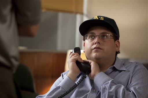 'Moneyball' changes the baseball movie game