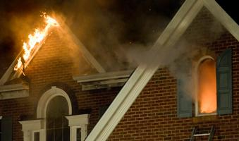 Fire causes heavy damage to Ijamsville home