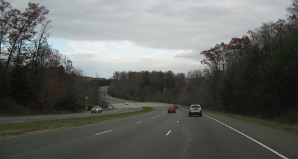 Fairfax County Parkway will get a makeover