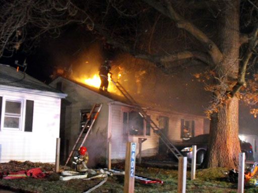 Fireball critically injures 2 Prince George's Co. firefighters