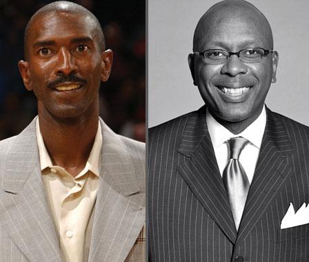 Former NBA players talk African American art