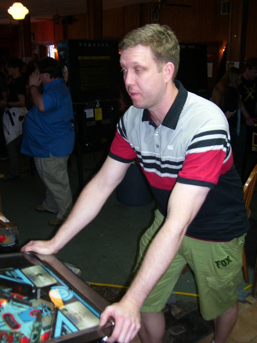 Competitive pinball bounces back