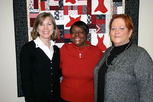 Heart disease survivors form 'sisterhood'