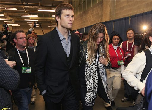 Gisele to Patriots: 'Tommy' can't do everything