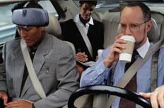 More carpool as gas prices soar