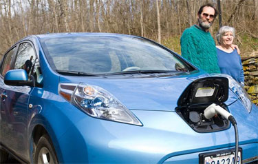 Going electric: Electric car owners aren't looking back