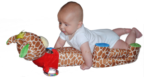 Md. entrepeneur's baby mats an instant hit