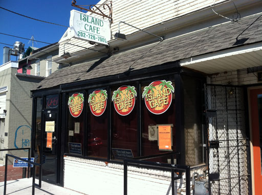 Petworth's Island Cafe shut down after stabbing