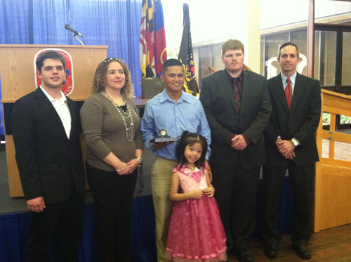 Montgomery County heroes honored for saving lives