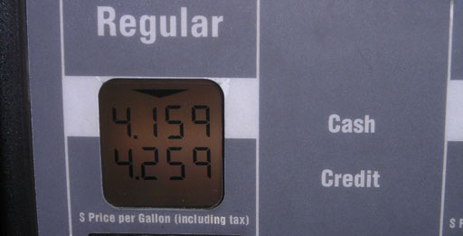 Efficient driving can save money at the gas pump