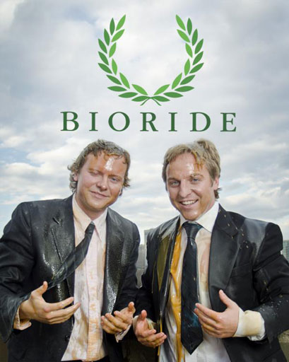 The sweet 'french-fried' smell of success for founders of BioRide