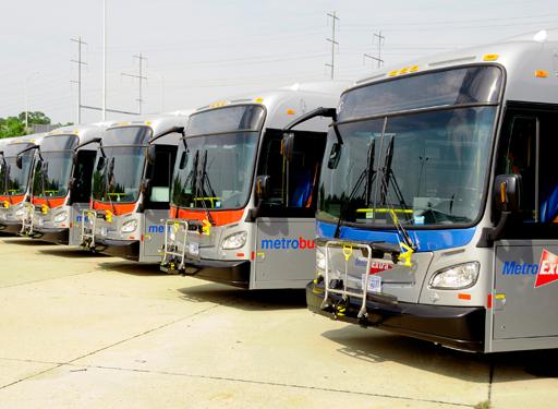Metro recalls 47 new hybrid buses
