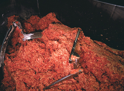 Area schools remove pink slime from student lunches