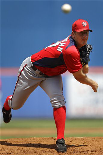 Zimmermann shines as Nats beat Mets