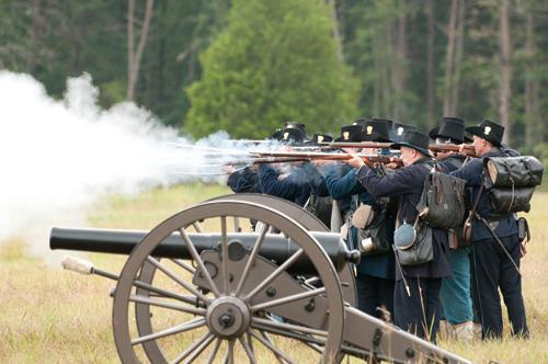 Civil War Weekends in Manassas now history