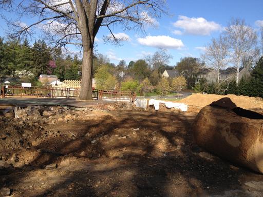 Arlington house razing spurs neighborhood ghost talk