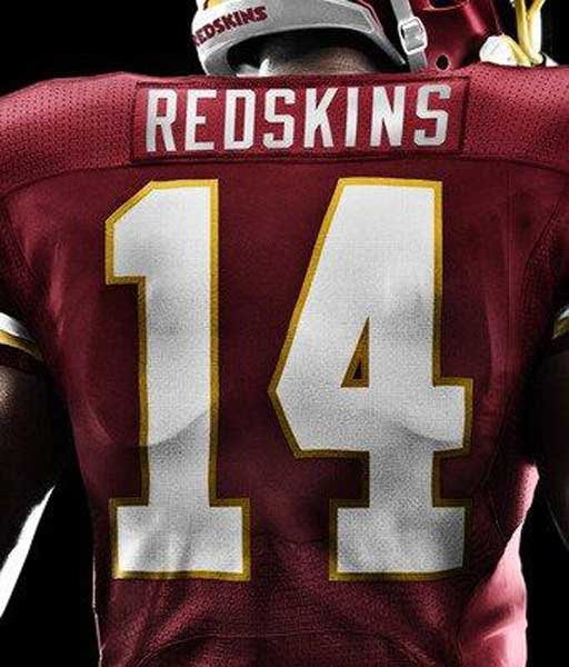 Stand down: New Redskins uniforms about the same (PHOTOS)