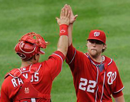 Nats closer Drew Storen to see Dr. Andrews