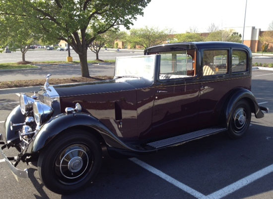 Blog: Vintage Md. car is fit for Hollywood greats (VIDEO)