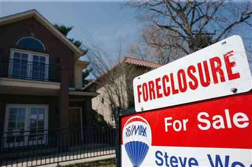 Maryland foreclosures on rise, bucking trends
