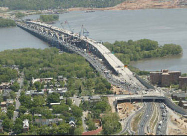 Wilson Bridge project winding down, year before complete