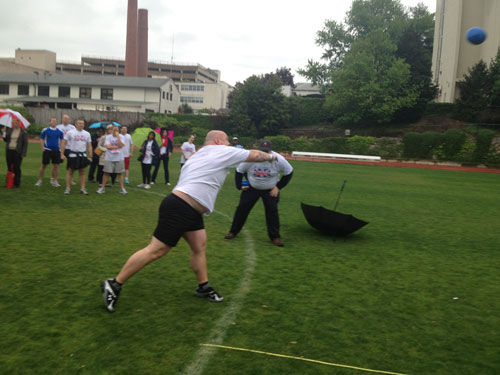 Ahead of the 2012 London Olympics, embassies have Games of their own