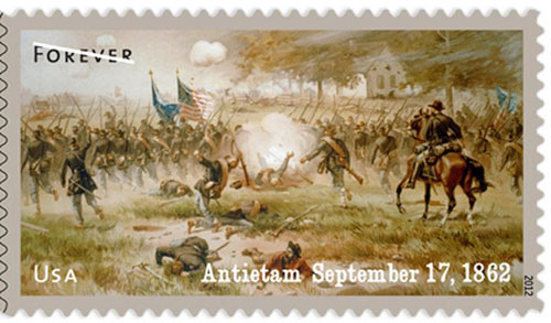 On this date in 1862, brother against brother on a battlefield in Md.