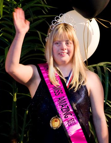 Pageant celebrates spirit of girls with disabilities