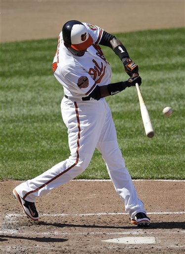 Orioles fly on strength of their arms