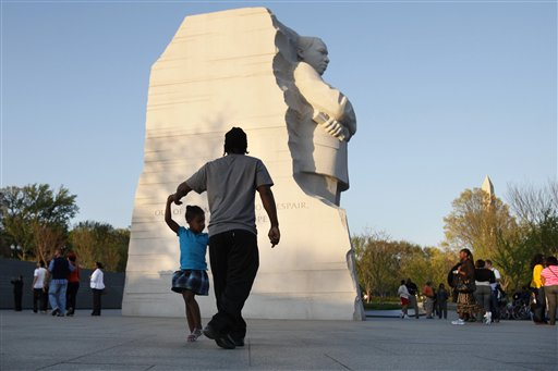 Quote on MLK memorial to be changed soon