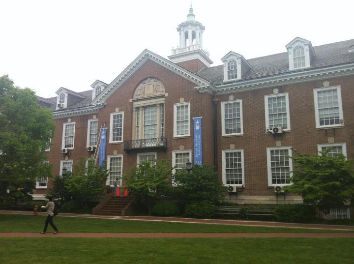 Johns Hopkins University ranks among nation's best colleges in U.S. News list