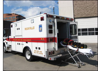 Montgomery Co. considers fees for ambulance rides