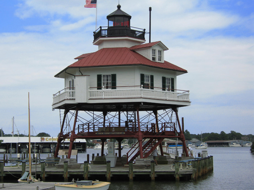 One Maryland town makes Happiest Seaside Towns list