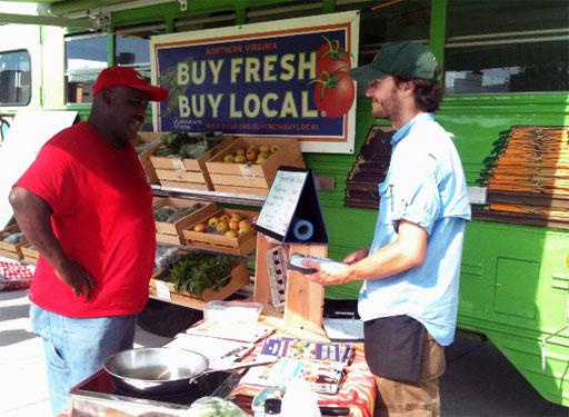 Mobile Market makes local food cheap, convenient