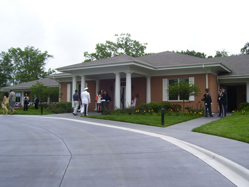 New Fisher House opens at Fort Belvoir