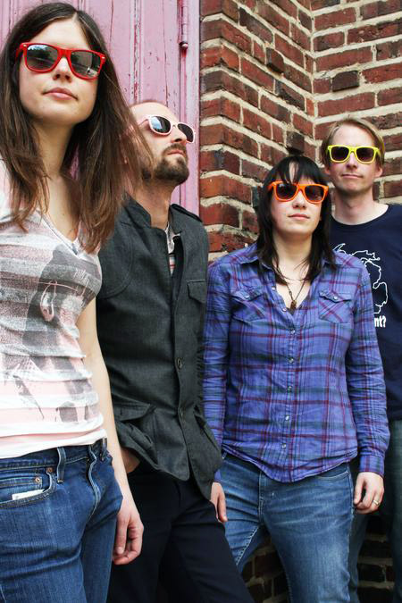 D.C. band America Hearts wants you to join 'The Singles Club'